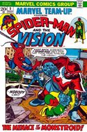 Marvel Team-Up Vol. 1 (Comic-Book) #5