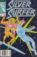 Silver Surfer Vol. 3 (1987-1998) (Comic Book) #3