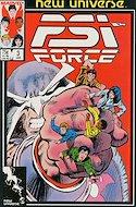 Psi-Force Vol 1 (Comic-book.) #3