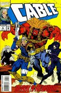 Cable Vol. 1 (1993-2002) (Comic-Book) #4