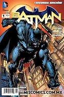 Batman (2012-2017 Portada Variante) (Grapa) #1