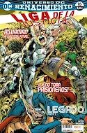 Liga de la Justicia. Nuevo Universo DC / Renacimiento (Grapa) #71/16