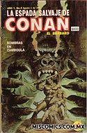 La Espada Salvaje de Conan (Grapa) #4