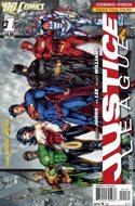 Justice League Vol. 2 (2011-2016 Variant Cover) (Comic Book) #1.1