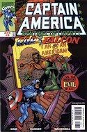 Captain America: Sentinel of liberty. Vol 1 (Comic-Book) #8