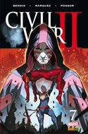 Civil War II (2016-2017) (Grapa. Color) #7