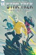 Star Trek: Boldly Go (Comic- Book) #1