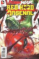 Red Hood / Arsenal (2015-2016) (Comic Book) #7