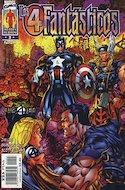 Los 4 Fantásticos Vol. 2 (1997-1998). Heroes Reborn (Grapa 24 pp) #3