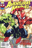 Aventuras Marvel (Grapa. 24 páginas.) #2
