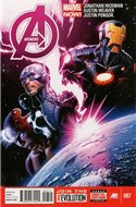 Avengers Vol. 5 (2013-2015) (Comic Book) #7