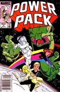 Power Pack (1984-1991; 2017) (Comic Book) #2