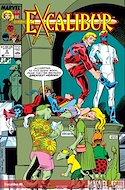 Excalibur Vol. 1 (Comic Book) #9