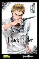 Black Butler (Rústica con sobrecubierta) #21