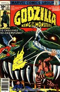 Godzilla King of the Monsters (Comic Book) #3