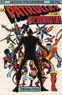 Colección Extra Superhéroes (1983-1985) (Rústica) #4