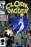 Cloak and Dagger (1985-1987) (Grapa) #1
