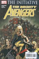 The Mighty Avengers Vol. 1 (2007-2010) (Comic-book) #6