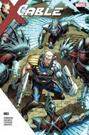 Cable Vol. 3 (2017-2018) (Comic Book) #3