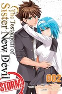 The Testament of Sister New Devil: Storm! (Paperback) #2