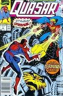 Quasar Vol. 1 (1989-1994) (Comic.Book) #7