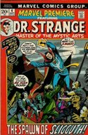 Marvel Premiere (Comic Book. 1972 - 1981) #4