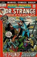 Marvel Premiere (Comic Book. 1972 - 1981) #4