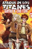 Ataque de los Titanes: Before the Fall (Rústica) #5