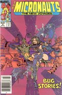 The Micronauts The New Voyages (Comic Book) #6
