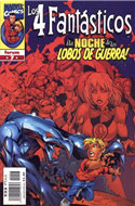 Los 4 Fantásticos Vol. 3 (1998-2001). Heroes Return (Grapa 24-48 pp) #7