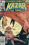 Ka-Zar the Savage Vol 1 (Grapa) #6