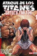 Ataque de los Titanes: Before the Fall (Rústica) #1