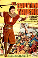 El Capitán Trueno. Album gigante (Grapa 32 pp) #4