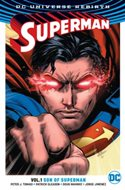 Superman Vol. 4 (2016-) (Softcover) #1