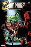 Champions Vol. 2 (Comic Book) #6
