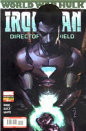 Iron Man: Director of SHIELD / Iron Man & Máquina de Guerra / El Invencible Iron Man (2008-2011) (Grapa, 48 páginas) #4