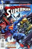 Superman Vol. 3 (2011-2016) (Comic Book) #7