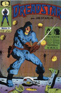 Dreadstar Vol. 1 (Grapa. 17x26. Color. (1985).) #3