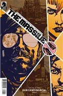 The Massive (Comic Book) #8