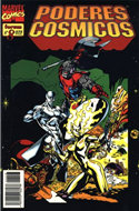 Poderes Cósmicos (1995) Vol. 2 (Rústica 96-128 páginas) #8