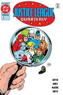 Justice League Quarterly (Softcover 84 pp) #3
