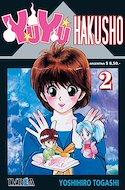 Yu Yu Hakusho (Rústica) #2