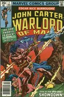 John Carter Warlord of Mars Vol 1 (Comic Book) #7