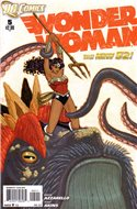 Wonder Woman Vol. 4 (2011-2016) (Comic Book) #5