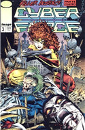 Cyberforce Vol. 1 (1994-1996) (Grapa 28-32 pp) #3