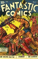 Fantastic Comics (Comic Book 68 pp) #3