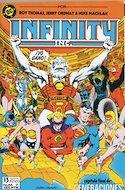 Infinity Inc. (1986-1988) #7