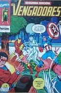 Los Vengadores vol. 1 2ª edición (1991-1994) (Grapa. 32 páginas.) #4