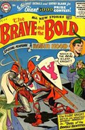 The Brave and the Bold Vol. 1 (1955-1983) (Comic Book) #7