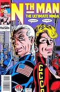 Nth Man. The Ultimate Ninja (Grapa. 17x26. 24 páginas. Color. 1991-1992) #9